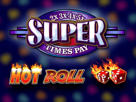 Видео-слот Super Times Pay Hot Roll